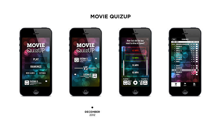 <p>The movie QuizUp app.</p>