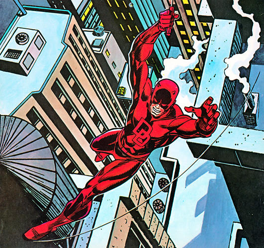 <p>November A Time To Remember Daredevil</p>