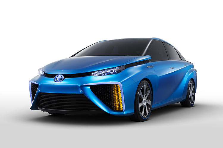 <p>Toyota will have to work hard over the next few years to combat negative perceptions of fuel cell vehicles.</p>