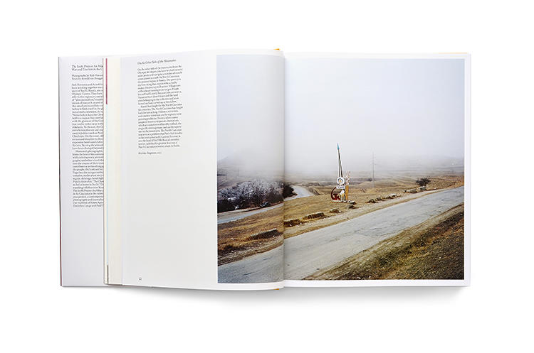 <p>Hornstra says that he has practiced this style of portraiture since his days as a photography student. For all his work, and especially in <em>The Sochi Project</em>, he describes the Caucasus--the war-torn area including Sochi--as his studio.</p>