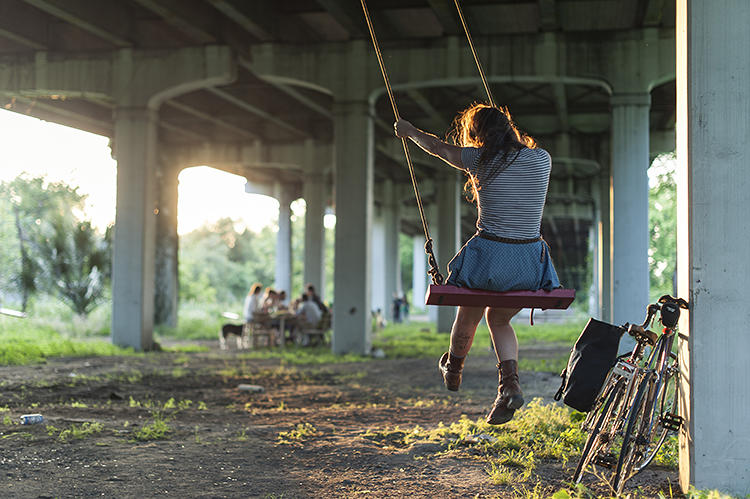 <p>From Texas to Thailand to India, the swings hang in unexpected places.</p>