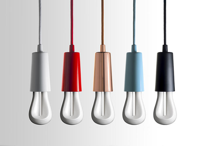<p>The 002 echoes a traditional bulb shape more than the first does (a design decision that <a href=&quot;http://www.fastcodesign.com/3024281/why-philips-flattened-the-light-bulb&quot; target=&quot;_self&quot;>Philips has also made</a>) to make it an easier object for consumers to decorate with.</p>