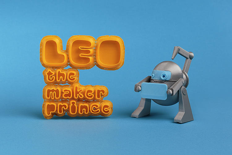 <p>The cover of the book. <em>LEO The Maker Prince</em> is available now from <a href=&quot;http://www.amazon.com/LEO-Maker-Prince-Journeys-Printing/dp/1457183145/ref%3Dsr_1_1?ie=UTF8&amp;qid=1389388328&amp;sr=8-1&amp;keywords=leo+the+maker+prince&quot; target=&quot;_blank&quot;>Amazon.com</a>.</p>