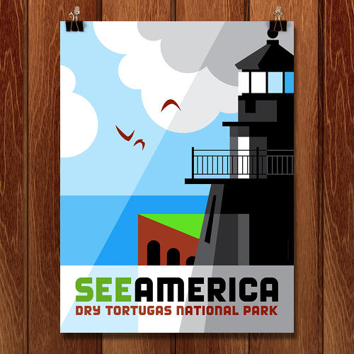 <p>Over 75 years ago the Works Progress Administration commissioned &quot;See America&quot; images to encourage travel to the country's public parks while simultaneously putting artists to work.</p>