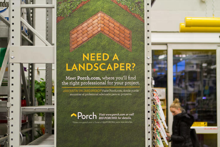 <p>Porch will connect its 1.5 million handymen, painters, and plumbers to those in need of their services. Much like TaskRabbit, qualified specialists post their portfolios on the site in an attempt to connect their niche skills to those in need of their expertise.</p>