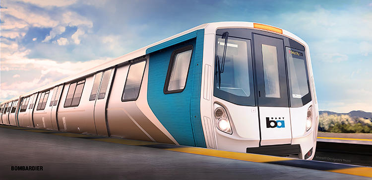 <p>BART's Fleet of the Future will be free of its infamous hideous green cloth seats and old carpet.</p>