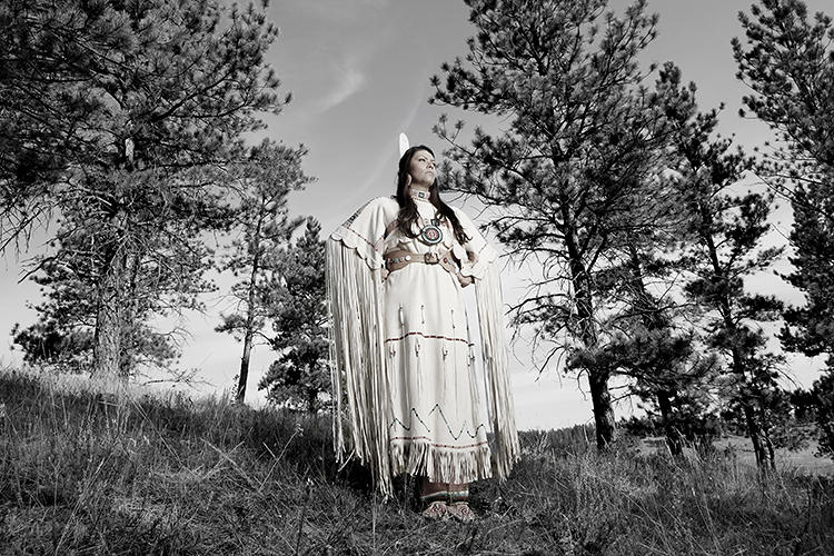 <p>One year ago, Seattle-based photographer Matika Wilbur, who was raised on the Tulalip Reservation in the Pacific Northwest, set out to change distorted perceptions of Native America with Project562.</p>