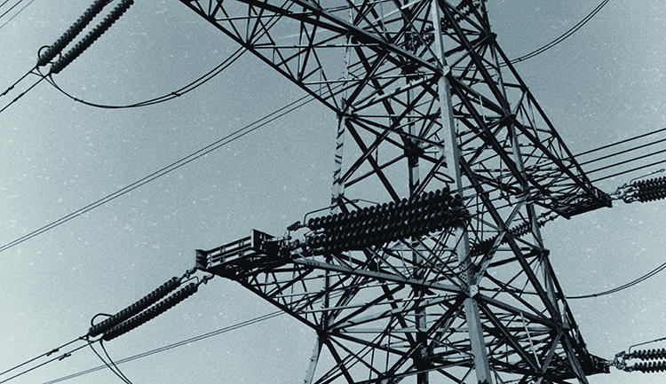 <p>Avant-garde filmmaker David Lynch has just released <em>The Factory Photographs,</em> his first book of photography, selections from which are now on view at The Photographers' Gallery in London. Here, iron electricity pylons, photographed in northern England in the early 1990s.</p>