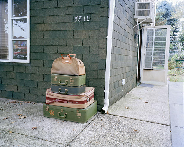 <p>Photographer Andrea Tese's series &quot;Inheritance&quot; captures her late grandfather through the lens of the possessions he left behind.</p>