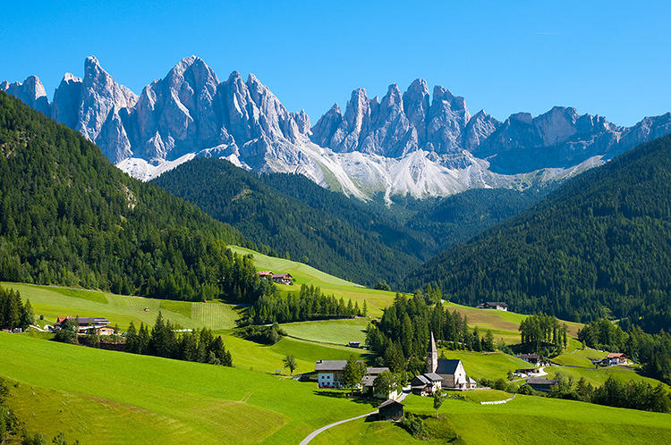 <p>Switzerland is the top performer for protecting the environment and human health.</p>