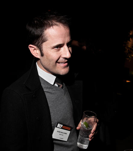 <p>Twitter cofounder <a href=&quot;http://www.fastcompany.com/person/ev-williams&quot; target=&quot;_self&quot;>Ev Williams</a>.</p>