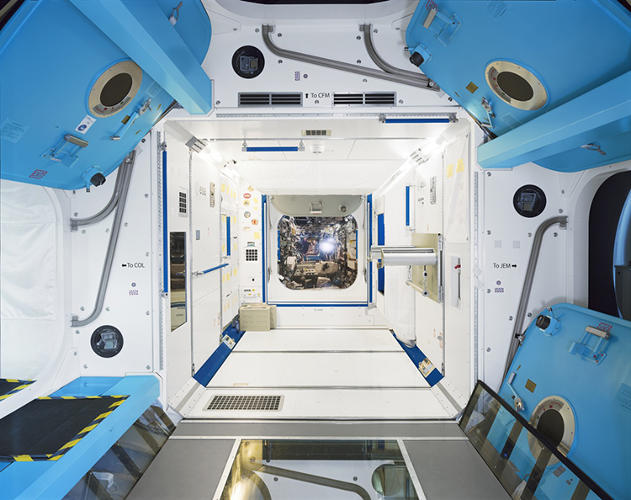 <p>Columbus Training Simulator, ESA-The European Astronaut Centre (Cologne, Germany)</p>
