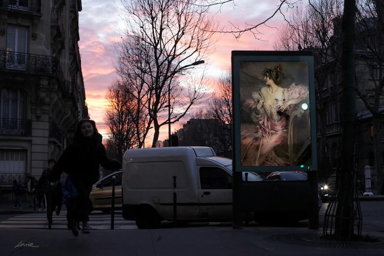 <p>That's what artist Etienne Lavie has done for Paris with the help of Photoshop.</p>