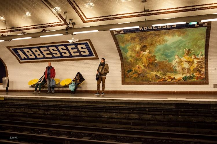 <p>Imagine a city where Renoir paintings replaced all of the ads for vanilla lattes.</p>