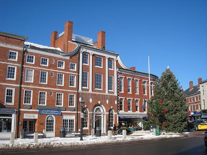 <p>Portsmouth, NH</p>