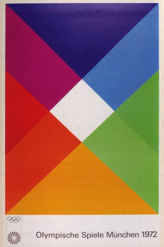 <p>1972 Summer Olympics – Games of the XX Olympiad – Munich, West Germany</p>