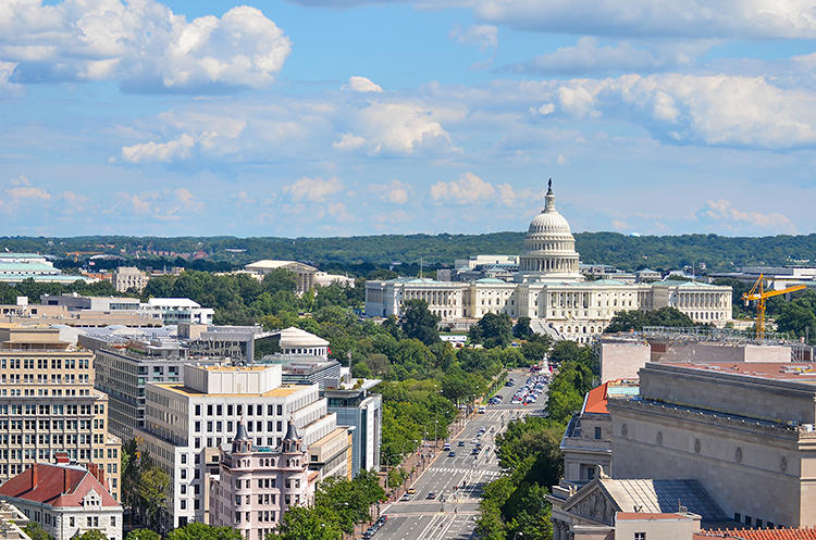 <p>Washington, DC.</p>