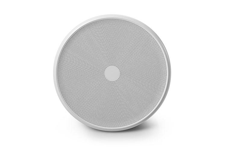 <p>Designed by Duncan Lamb, formerly head of product design at Skype, the cone-shaped portable speaker has software that pays attention to what you listen to and at what time of day.</p>