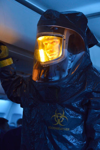 <p>Corey Stoll as Dr. Ephraim Goodweather on the FX Series &quot;The Strain&quot;</p>