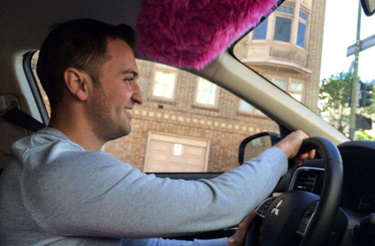 <p>&quot;With happy hour, Lyft will be the most affordable option at all times,&quot; said Zimmer.</p>