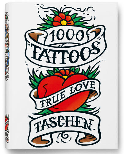 <p><em>1000 Tattoos</em> is available from Taschen for $19.99 <a href=&quot;http://www.taschen.com/pages/en/catalogue/popculture/all/45422/facts.1000_tattoos.htm&quot; target=&quot;_blank&quot;>here</a>.</p>