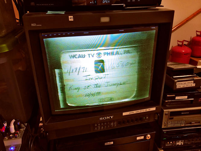 <p>The Internet Archive has begun digitizing the first of 40,000 tapes included in the personal television archive of Marion Stokes, who recorded them in her home.</p>