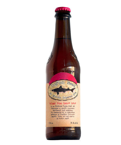 <p>He's least kind to the big boys in craft brewing: Smuttynose, Dogfish Head, and Sixpoint. He's particularly disgusted by the label of the 90 Minute Imperial IPA.</p>