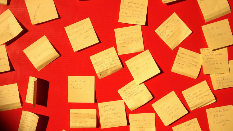 <p>Spilling beer on sticky notes, drawing out detailed, annotated items for the day, sorting tasks into time slots--everyone does their daily list differently, and <a href=&quot;http://www.fastcompany.com/3028094/work-smart/what-successful-leaders-to-do-lists-look-like&quot; target=&quot;_self&quot;>these leaders</a> found what works for them. What makes your to-do list unique?</p>