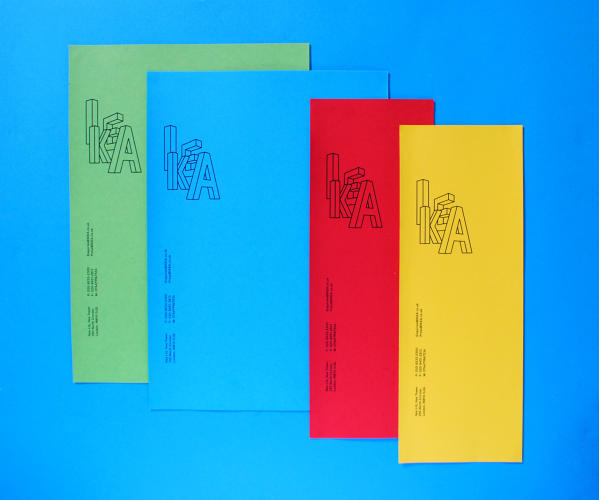 <p>Student designer Joe Ling has created a proposal for a new graphic identity for Ikea.</p>