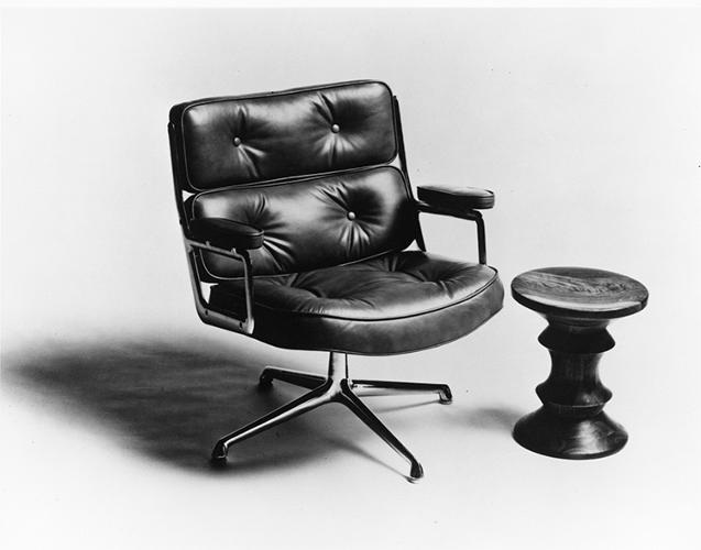 <p>Henry Luce, the chairman of Time-Life, commissioned the Time-Life chair (now known as the Executive chair) in 1959, for the executive offices in his new company building.</p>
