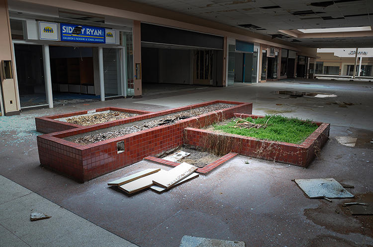 <p>The photos were the last ever taken of the mall.</p>