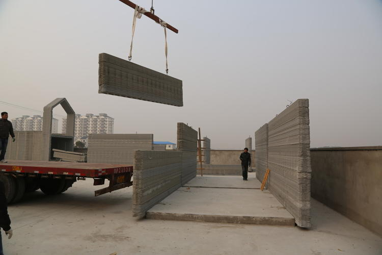 <p>It claims the completed structures are about half the cost of conventional construction, according to the <em>Wall Street Journal</em>.</p>