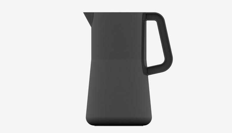 <p>But the design work MAP is really proud of is the new coffee pot.</p>