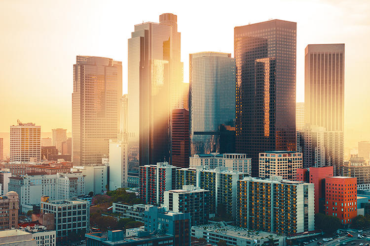 <p>Los Angeles comes in first in this years EPA Energy Star ranking for buildings.</p>