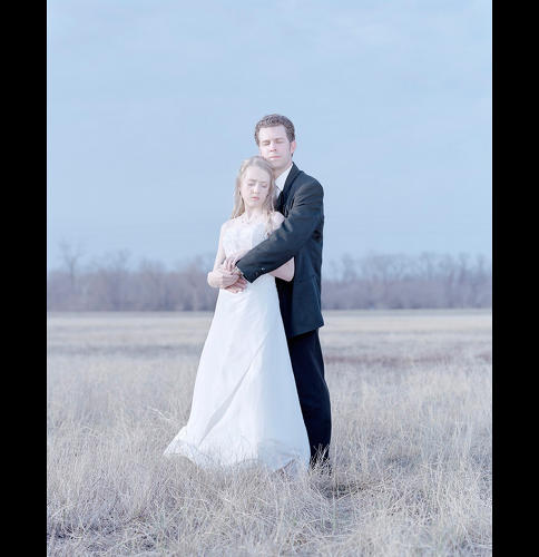<p>Over the course of five months, he traveled to purity balls in Louisiana, Texas, Colorado, and Arizona, and each time spent one hour with the father-daughter pair, interviewing and photographing them.</p>