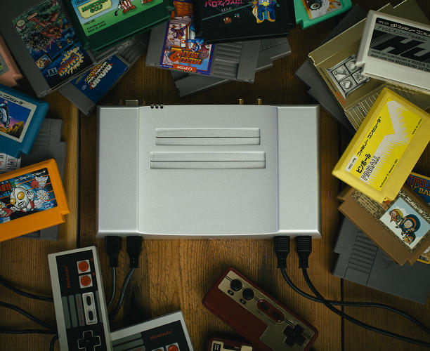 <p>The Analogue Nt is to the original NES what a Porsche 911 is to a Hot Wheels race car.</p>