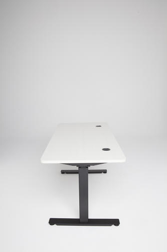 <p>On Kickstarter, StandDesk's basic model costs less than $400.</p>