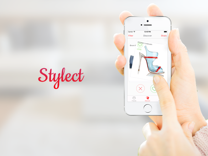 <p>Tinder, one of the most successful online dating apps, has inspired the user interface (UI) for <a href=&quot;https://itunes.apple.com/app/stylect/id740871893&quot; target=&quot;_blank&quot;>Stylect</a>, a new shoe-shopping app.</p>