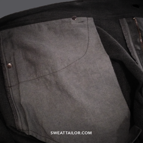 <p>Traditional sweatpants are often too short or too long. They tighten awkwardly at the ankle or they balloon out like clown pants. But Sweat Tailor sticks with tailored waist and inseam sizing, like jeans, as opposed to the usual S/M/L/XL sweatpants sizing.</p>