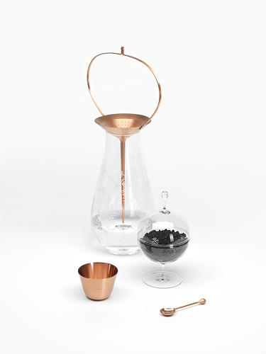 <p>The result is Still, which Trimarchi and Farresin developed for the renowned Viennese glassware company J. &amp; L. Lobmeyr, founded in 1823.</p>