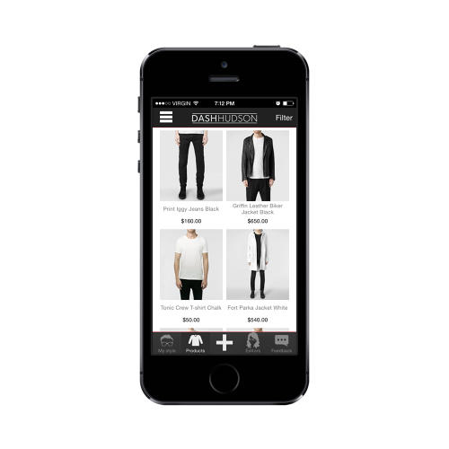 <p>While a 55-year-old man goes to a store to buy clothes and turns to a tailor for advice, and while a 35-year-old man buys online and turns to <em>GQ</em> for advice, Dash Hudson founder Thomas Rankin says that the average 21-year-old would rather make purchases through a smartphone, and relies on social media and blogs to develop his personal style.</p>