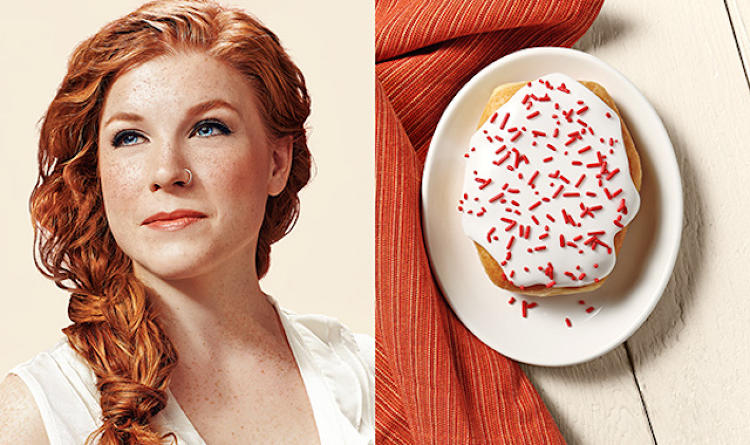 <p>Freckles? Your donut doppelganger has sprinkles.</p>