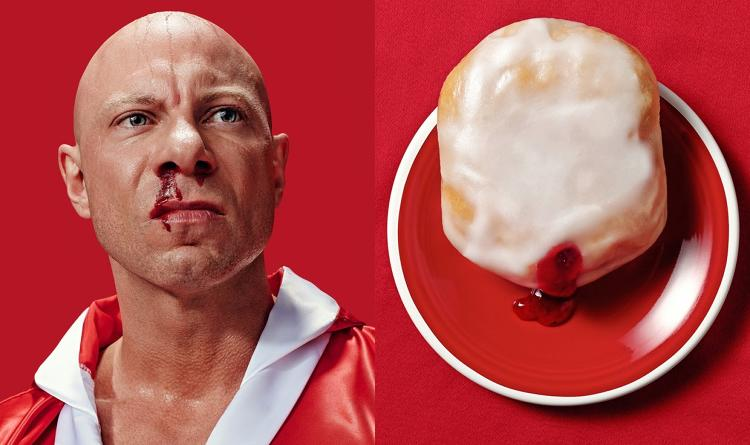 <p>This new photo series, Donut Double, pairs six people with donuts that look remarkably like them.</p>