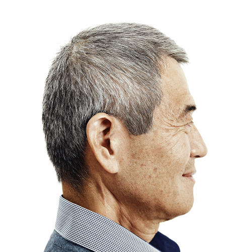 <p>The phrase &quot;hearing aid&quot; conjures up images of big, clunky-looking devices that aren't particularly nice to look at.</p>