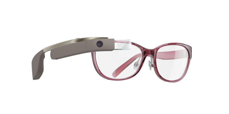 <p>DVF already featured Glass on the brand's runway show earlier this year and with Google's partnership with eyewear giant Luxottica, you may see the face accessory in your local Lenscrafters soon.</p>