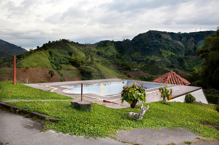 <p>&quot;The coffee farmer who owned this pool had built a new, much bigger one 300m down the road. I liked this one much more, because it had such a great view.&quot;</p>