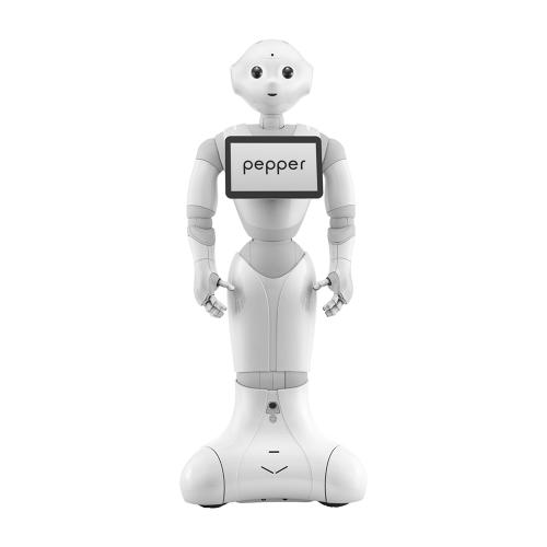 <p>According to its creators, Pepper can tell jokes, react to your emotions, and even dance for entertainment.</p>