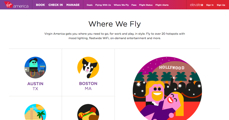 <p>Virgin America's new beta site, <a href=&quot;http://beta.virginamerica.com&quot; target=&quot;_blank&quot;>beta.virginamerica.com</a> is unlike any other travel provider's site we've seen. We hope everyone else will copy it. Why is it so much better?</p>