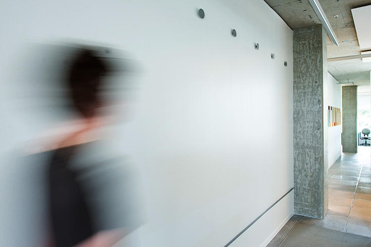 <p>The fluidWall is a piece of architecture that reflects our inner selves.</p>