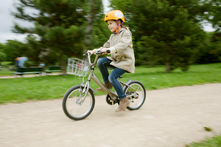 <p>The Parisian system launched a new bike rental program for kids this week.</p>